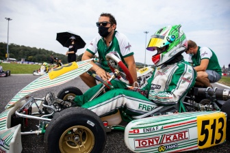 Difficult weekend for Gamoto Kart in Lonato.