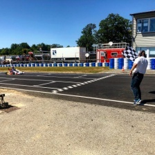 Patterson dominates in the Final, Janker champion.