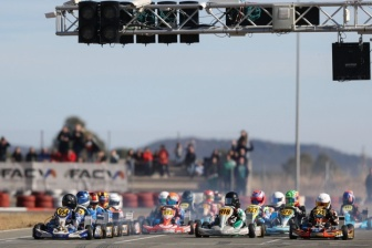 Winter Cup kicks off The 2018 IAME Euro Series with new entries record
