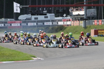 Rotax MAX Challenge Euro Trophy ready for debut.