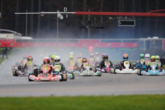 Important Prize in BNL Karting Series.
