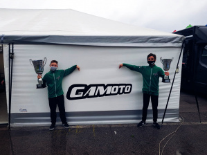 A double win for Gamoto Kart at Trofeo Nazionale.