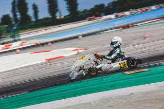 Gamoto Kart prepares for the double round of the WSK Open Cup.