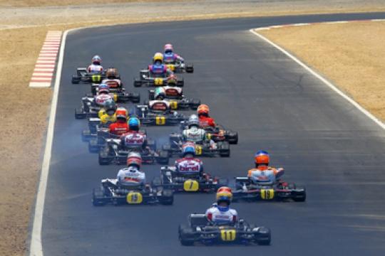 Kosmic Racing Department: Team 2011