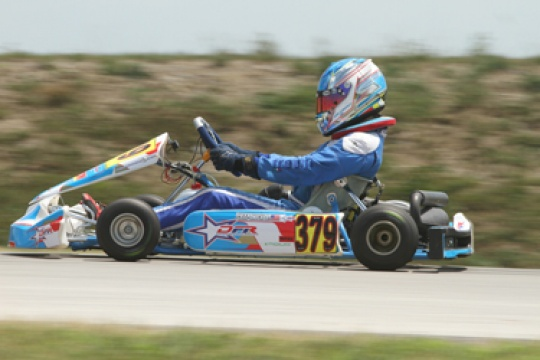 Dore Chaponick qualifies for Rotax Max Challenge Grand Finals