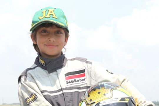 Joshua Sirgany earns Rotax Pan American Micro-Max Championship