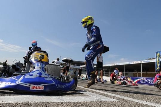 Praga Kart Racing Team and driver Bas Lammers part ways