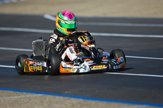 Victories and championships for PSL Karting branded drivers