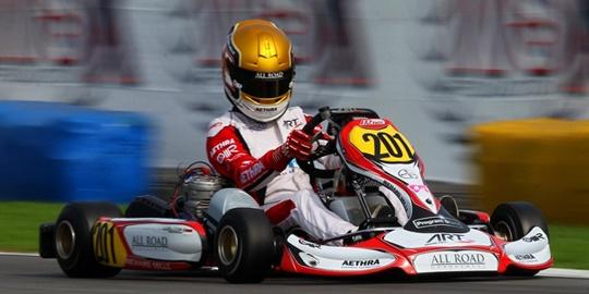 ART Grand Prix in Holland