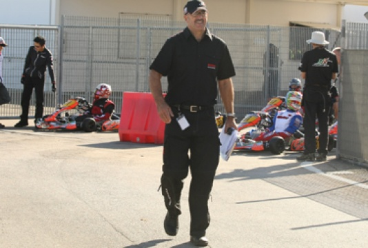Nigel Edwards named as Race Director