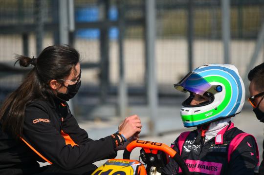 All-female motorsport with Natalia Balbo and Manuela Gostner!