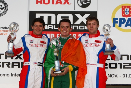 Rotax Grand Finals The top make it big time