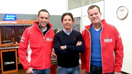 Exclusive! AVG teams up with Birel
