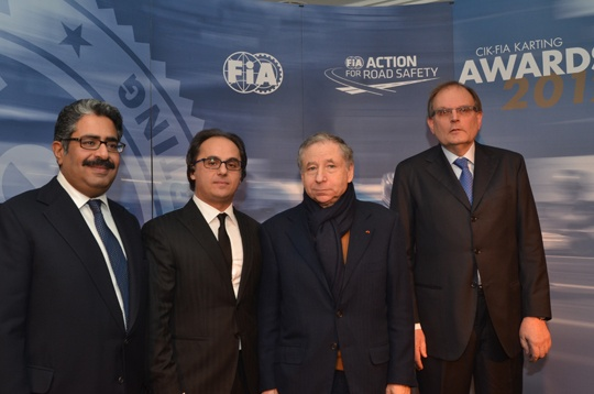 CIK-FIA makes history with an independent promoter