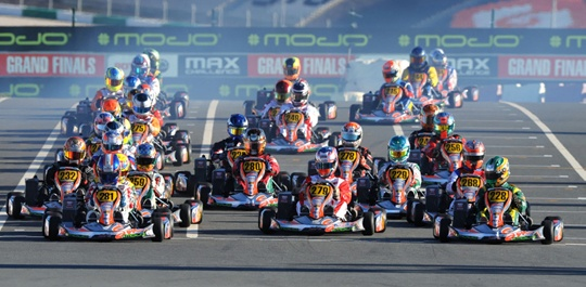 2012 Rotax Grand Finals : Great Sodi!