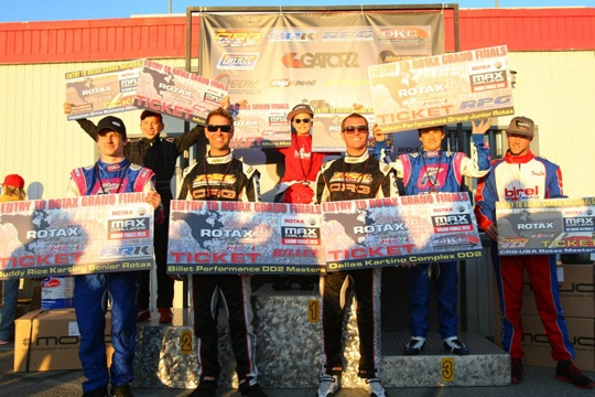 Champions crowned at Rotax Challenge of the Americas