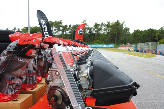 Rotax Micro Festival supported by Praga