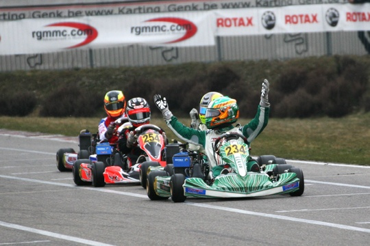 Thrilling Finals of the Euro Challenge at Genk
