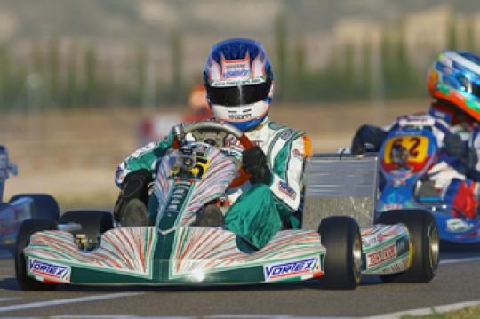 Tony Kart Junior Racing Team: on top of the World Championship too