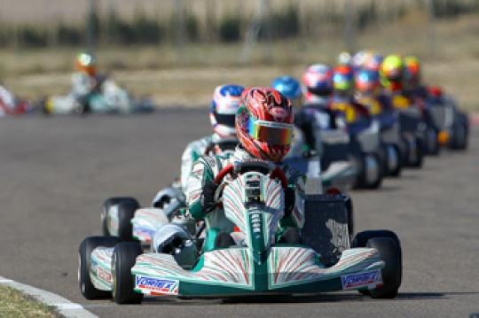 Tony Kart Racing Team: CIK-FIA World Championship