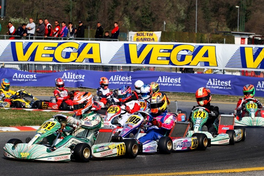Parma karting aims for more exciting racing in 2013