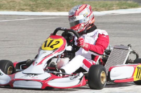 ART Grand Prix on-track at Lonato for the Margutti Trophy