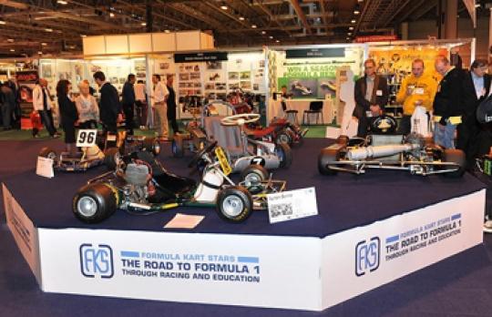 Formula Kart Stars kicks off 2011 in style