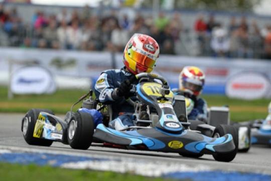 U18 World Karting Championship : Resounding start in Normandy