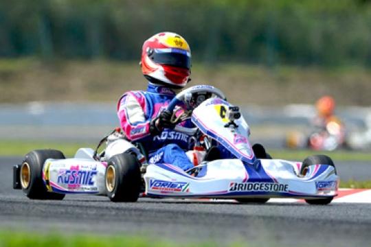 Suzuka, Race 3: Sasaki wins ahead of Camponeschi