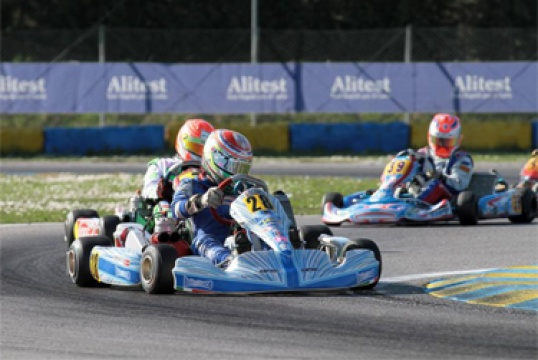 33 countries represented at the 22nd Margutti Trophy