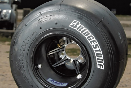 BRIDGESTONE RAIN TIRE ORDERS NOW BEING ACCEPTED FOR SUPERNATIONALS XV