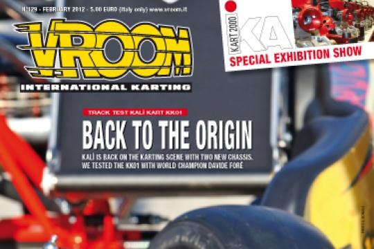 VROOM n.129 FEBRUARY 2012