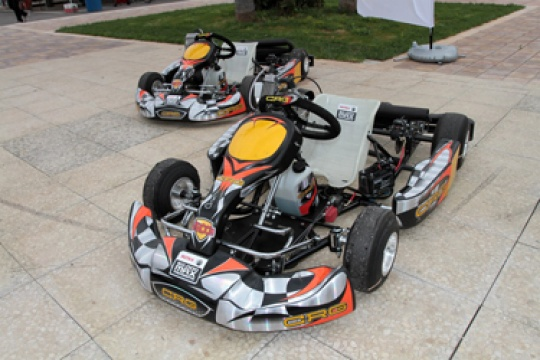 """""""Kart and Race"""" has the support of the first important participants"""