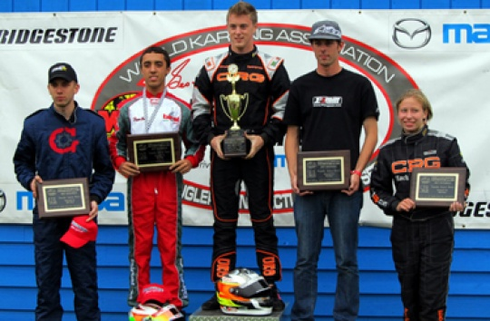 CRG AMERICA EARNS FIRST MANUFACTURERS CUP VICTORY OF 2011