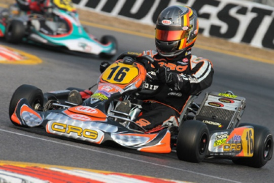 CRG READY TO TAKE PART IN THE WSK MASTER SERIES WITH ALL THE BEST DRIVERS OF ITS OFFICIAL TEAM