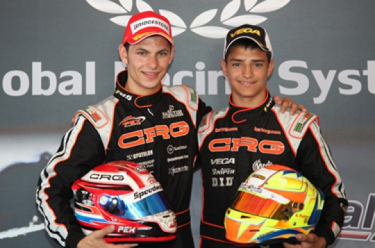 Awesome double win for Crg in Zuera