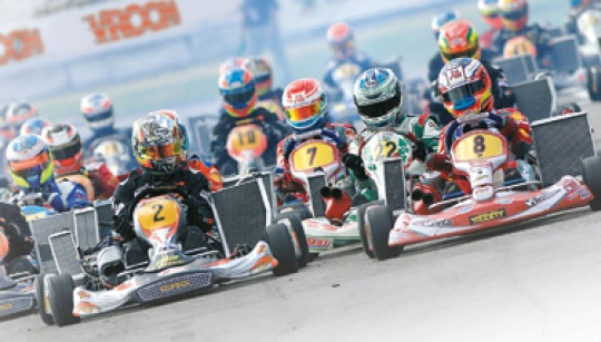 World Cup for KZ1-KZ2 - Looking for Number 1