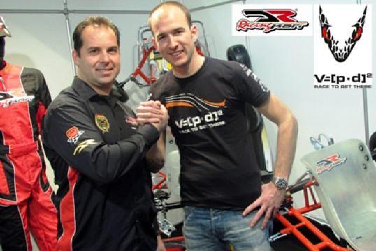 VPD & DR Racing join forces