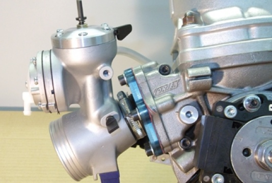 Vroom Exclusive!!! Kilt new carb unveiled