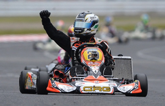 World Victory for Forè and CRG