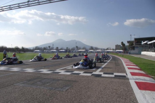 "XVI° Trofeo Invernale ""Ayrton Senna"" 011 Round 1"
