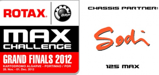 Sodi, official partner of Rotax Grand Finals 2012
