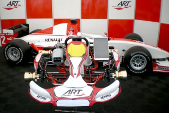 Art Gran Prix new TS-01