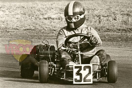 The History of Karting at Rotax