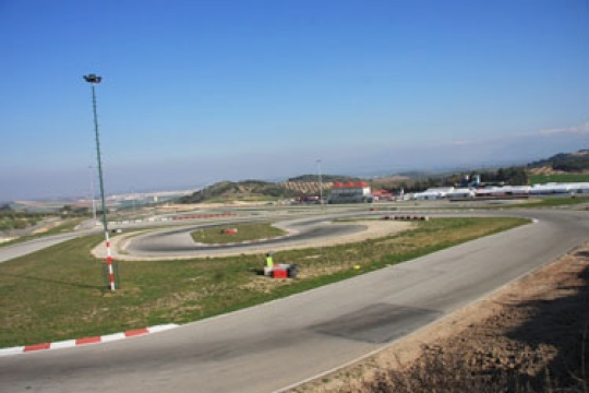2011 heats up in Spain at the Rotax Winter Cup