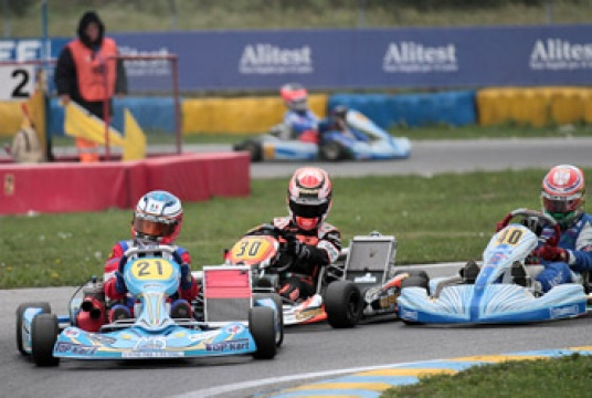 Margutti Trophy. More than 180 entrants from 22 countries