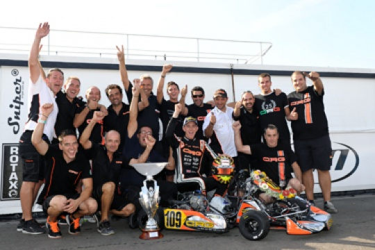 Another World Cup for CRG and Maxter