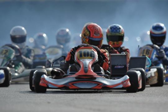 2011: Sodi Racing Team Ready for Battle!