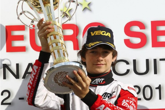 ART Grand Prix and Leclerc cruise to WSK Euro Series win