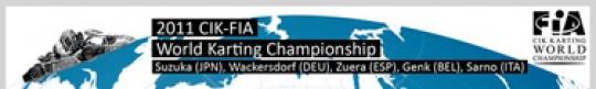 Full Grids Guaranteed in the CIK-FIA World Karting Championship!